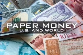 Description: Monthly U.S. and World Paper Money Subscription